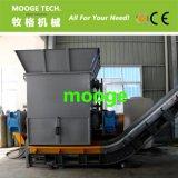 Bom preço Eixo Único pesada máquina triturador de filme plástico