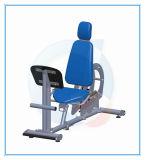 Máquina del equipo de entrenamiento de /Gym de la estación de tren del peso del enrollamiento de pierna