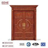 متأخّر تصميم خشبيّة أبواب [تك] بسيطة خشبيّة باب تصاميم