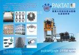 Máquina de la prensa hidráulica de Paktat Ptr-1000CS