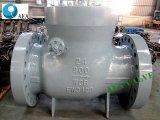 Válvula de porta de alta pressão da central eléctrica do selo