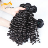 2017 100 de alta qualidade de cabelo humano Virgem Cabelos em bruto