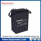 Для сухой батареи ИБП 6V аккумулятор промышленных долгий срок службы аккумуляторной батареи