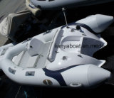 Liya 3,8 m de pequenos fabricantes de barco bote inflável Rígida