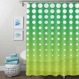 Nuevo diseño resistente al moho cortina de ducha personalizada Non-Toxic