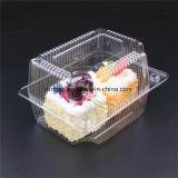 PVC PET/PP/PS desechables de plástico/Sushi torta de pan/envases blíster de alimentos dulces frutas vegetales Caja de galletas de chocolate