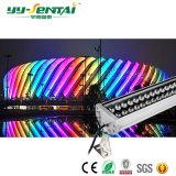 Lumière extérieure de rondelle de mur de la haute énergie 72W DEL