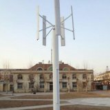 Chinesischer 5kw 120V/220V Maglev vertikaler Mittellinien-Wind-Turbine-Generator für Haus