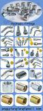 Petróleo y gas galvanizados JIS hidráulicos apropiados verticales Fitting28611 28641 28691 de la instalación de tuberías de los acopladores hidráulicos femeninos de la entrerrosca del manguito