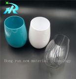 De plastic Glazen van de Witte en Rode Wijn Barware