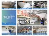Papier en gros de sublimation de transfert thermique de polyester de l'usine 70GSM 100GSM