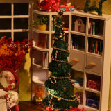 De 2017 DIY significativo regalo de Navidad Doll Dollhouse