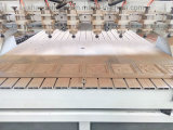 Mutiはキャビネットドア、アクリルMDFのための木工業CNC機械を細長くする