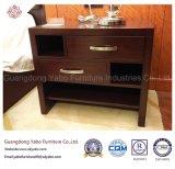 Meubles concis d'hôtel avec le tiroir en bois Nightstand (YB-O-2)