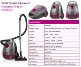 Faible bruit Canister Aspirateur avec sac lavable (WSD1601-20)