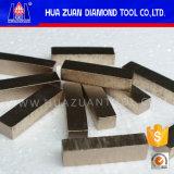 Huazuan 공구 다이아몬드 대리석 세그먼트