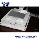 De regelbare 3G 4G Stoorzender van het Signaal van WiFi van de Telefoon van Wimax Mobiele (met bulit-in RichtingAntenne)