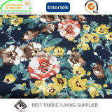 Winter-Mantel-Schutzkappen-Handtaschen-Gewebe 100 Baumwollpopelin-gedruckter Frauen