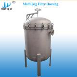 De industriële Huisvesting van de Filter van de Zak van het Roestvrij staal van de Reiniging van het Water van de Omloop