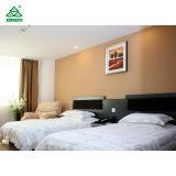 カスタマイズされる黒い絵画終わりを用いる商業ホテルの寝室の家具セット