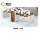 أثاث لازم خشبيّ تضمينيّة مكتب مركز عمل مكتب [يف-غ1902]