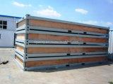 La qualità di Hight ha prefabbricato la Camera vivente del contenitore esportata nell'Egitto