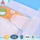 Bas prix les marques OEM de chiffon jetable bébé bon marché Diaper usine en Chine