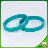 Wristband personalizzato del silicone di marchio per il regalo promozionale