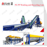 Plástico del picosegundo del ABS de los PP del PE de la alta calidad que lava y que recicla la máquina