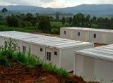 Kenya pré-fabricou a casa do recipiente para a venda