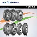 고품질 EU 레이블 12r22.5를 가진 광선 버스 타이어