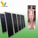 Shenzhen miroir intérieur P2.5 P1.8 P2 pleine couleur Affiche publicitaire écran LED de statif /rétroviseur intérieur de l'écran à affichage LED