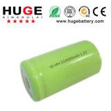 14.4V de grootte10000mAh navulbare batterij Ni-MH van D