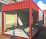 Villa van de Container van het Frame van het staal de Modulaire met de Decoratie van de Luxe