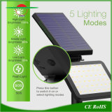 960lm Solar Plug-in Pin Lights Court Garden Waterproof Outdoor Lighting