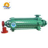 Bomba de água de alta pressão centrífuga de vários estágios horizontal da alimentação da caldeira