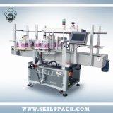Máquina de etiquetas autoadesiva automática do cilindro de petróleo com impressora do código