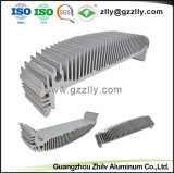 新しいデザインは脱熱器のための銀製アルミニウム放出を陽極酸化する