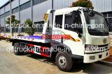 FAWのレスキュートラックによって取付けられるクレーン、トラック3トンの道レスキュー