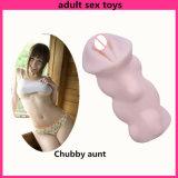 Nuova bambola del sesso del silicone della tazza del silicone del giocattolo del sesso di disegno per le bambole realistiche del sesso di Masturbation maschio