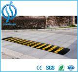 Gute Qualitätszurückführbarer Gummistraßen-Buckel, Straßen-Geschwindigkeits-Stoß