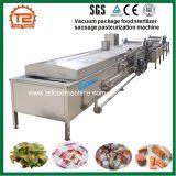 La nourriture de package vide stérilisateur et de la saucisse de la machine de pasteurisation