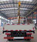 Novo Dongfeng lança reta de 8 ton 10ton Truck Lança Guindaste