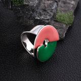 13704 Form spätester Rhdodium künstlicher Schmucksache-Finger-Ring für Frauen