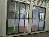 팽창할 수 있는 콘테이너 사무실 및 설비 모듈 야영지 또는 집 콘테이너