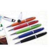 주문 USB 펜 플래시 디스크, 휴대용 USB Penpen 모양 주문 사업 USB