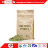 風味を付けられる100%年の健康食品の有機性麻シード蛋白質の粉60%