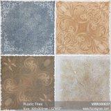 Los materiales de construcción del suelo rústico porcelánico azulejos mate para la decoración (VRR30I649, 300x300mm)