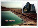 Wasterwaterの処置の礁湖のためのスムーズな表面のHDPE Geomembrane