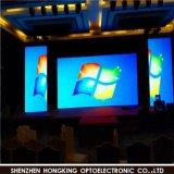 La haute définition à l'intérieur Die-Casting P2.5 Afficheur à LED avec le Cabinet